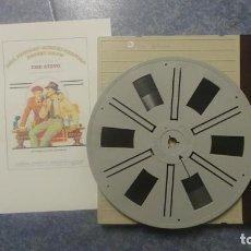 Cine: EL GOLPE(THE STING) PELÍCULA-SUPER 8 MM-1 X 250 MTS. RETRO-VINTAGE FILM. Lote 151538598