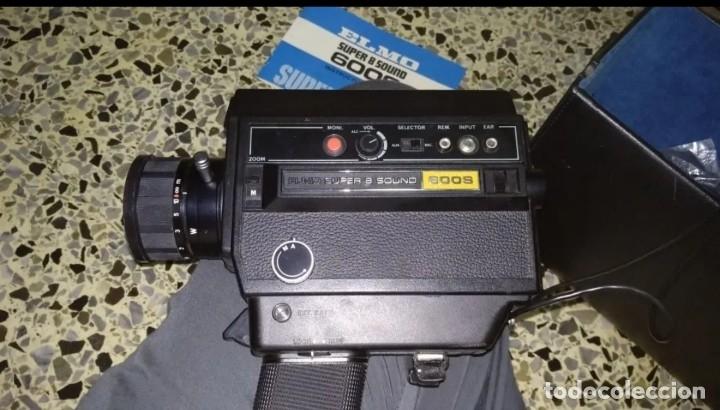 ELMO SOUND SUPER 8 S 600 (Cine - Películas - Super 8 mm)