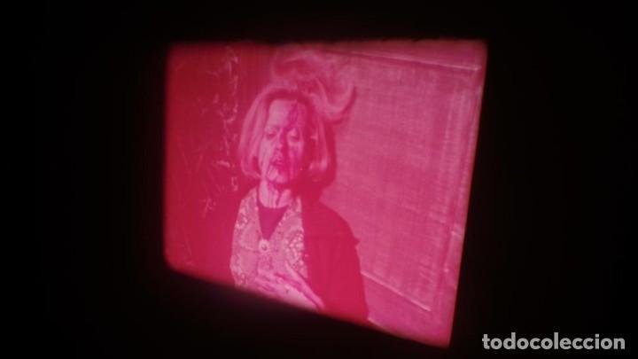 Cine: LA REBELIÓN DE LAS MUERTAS, REDUCCIÓN -1 x 120 MTS-PELÍCULA SUPER 8 MM-RETRO VINTAGE FILM - Foto 8 - 152870098