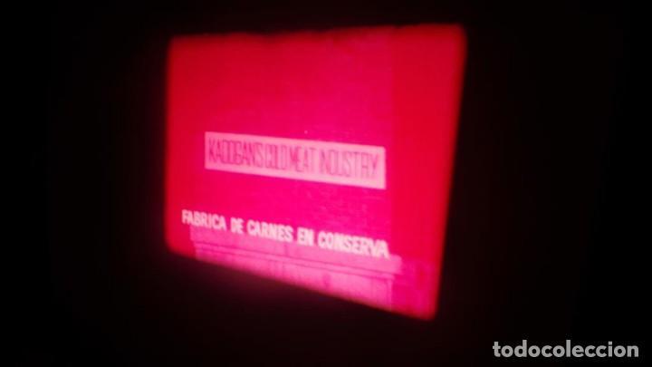 Cine: LA REBELIÓN DE LAS MUERTAS, REDUCCIÓN -1 x 120 MTS-PELÍCULA SUPER 8 MM-RETRO VINTAGE FILM - Foto 12 - 152870098