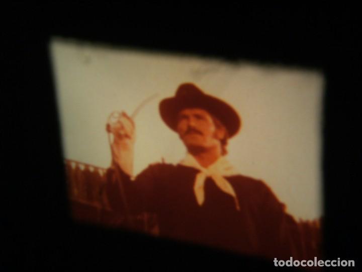 Cine: LA ULTIMA AVENTURA DEL GENERAL CUSTER - 3 BOBINAS DEL LARGOMETRAJE - Foto 2 - 155139942