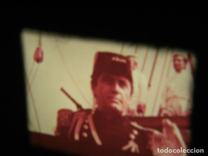 Cine: UN CAPITAN DE QUINCE AÑOS - LARGOMETRAJE SUPER 8 - JESUS FRANCO - 4 X 180 - Foto 3 - 155297374