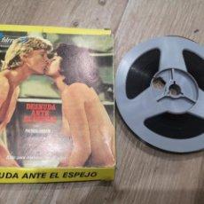 Cine: DESNUDA ANTE EL ESPEJO, FILMS 77 MAYORES 18, CON PATRICIA ADRIAN, BARBARA REY?. BOVINA 120M, UNICO. Lote 156284008