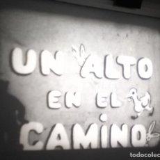 Cine: SUPER 8 ++ CHARLOT. UN ALTO EN EL CAMINO ++ 180 METROS. Lote 156737078