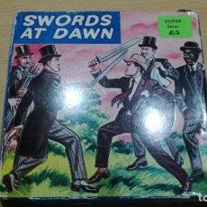 Cine: SWORDS AT DAWN PELICULA SUPER 8 EN COLOR ITALIA. Lote 196738503