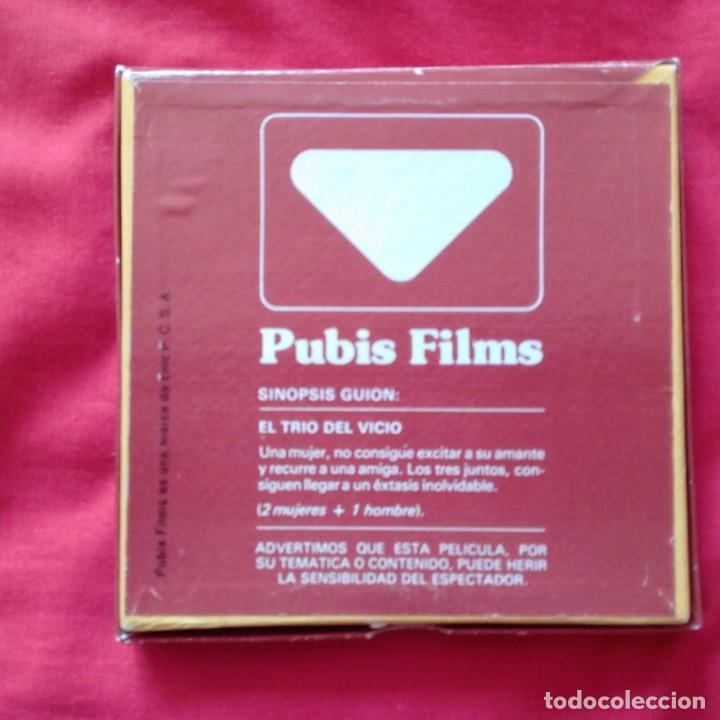 Cine: 10 SUPER 8 MM COLOR DE LUXE SONORIZADAS. EXCITING, ONIRICON PUBLIS FILM SEXORAMA - Foto 4 - 159735422
