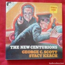 Cine: THE NEW CENTURIONS - GEORGE C. SCOTT - PELICULA SUPER 8 COLOR - SONIDO EN ESPAÑOL. Lote 159740250