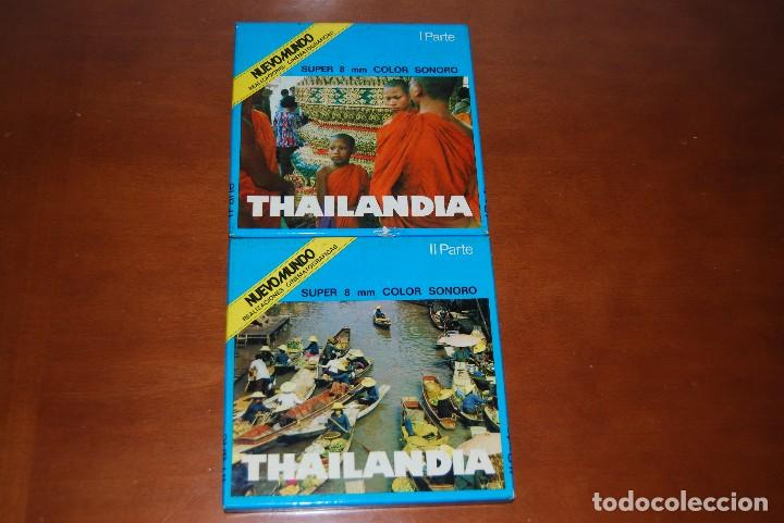 DOCUMENTAL THAILANDIA (Cine - Películas - Super 8 mm)