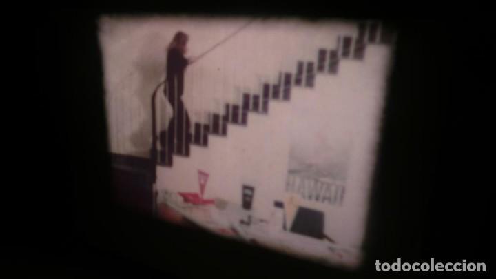Cine: SU AGENCIA DE VIAJES CORTOMETRAJE - ADULTOS-SUPER 8 MM-RETRO VINTAGE FILM - Foto 15 - 165909878