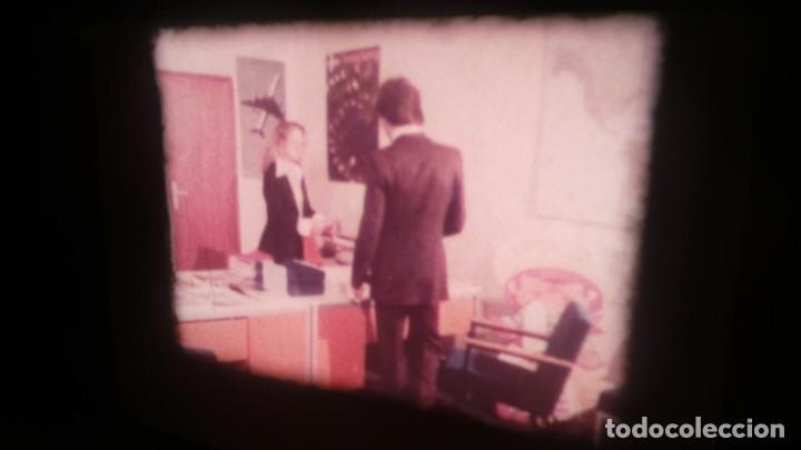 Cine: SU AGENCIA DE VIAJES CORTOMETRAJE - ADULTOS-SUPER 8 MM-RETRO VINTAGE FILM - Foto 31 - 165909878