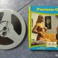 Cine: PERVIERTE ODILE CORTOMETRAJE -PARA ADULTOS- SUPER 8 MM-RETRO VINTAGE FILM. Lote 165910170