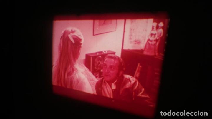 Cine: PERVIERTE ODILE CORTOMETRAJE -PARA ADULTOS- SUPER 8 MM-RETRO VINTAGE FILM - Foto 8 - 165910170