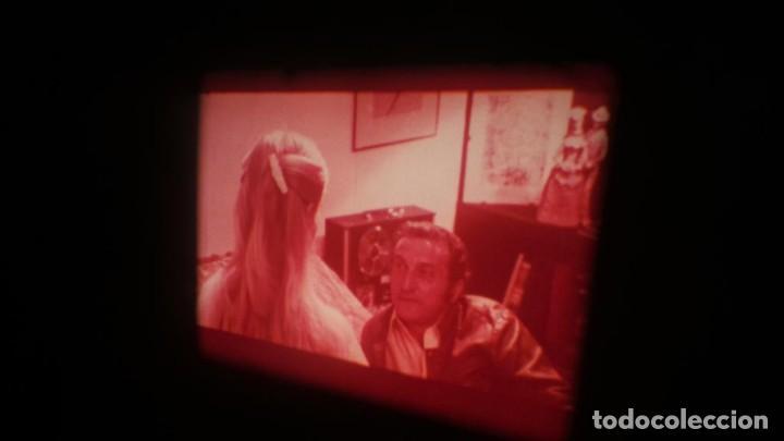 Cine: PERVIERTE ODILE CORTOMETRAJE -PARA ADULTOS- SUPER 8 MM-RETRO VINTAGE FILM - Foto 10 - 165910170