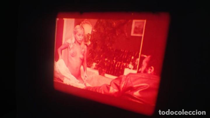 Cine: PERVIERTE ODILE CORTOMETRAJE -PARA ADULTOS- SUPER 8 MM-RETRO VINTAGE FILM - Foto 11 - 165910170