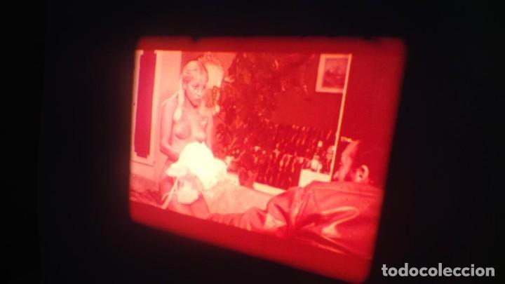 Cine: PERVIERTE ODILE CORTOMETRAJE -PARA ADULTOS- SUPER 8 MM-RETRO VINTAGE FILM - Foto 12 - 165910170