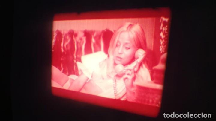 Cine: PERVIERTE ODILE CORTOMETRAJE -PARA ADULTOS- SUPER 8 MM-RETRO VINTAGE FILM - Foto 27 - 165910170
