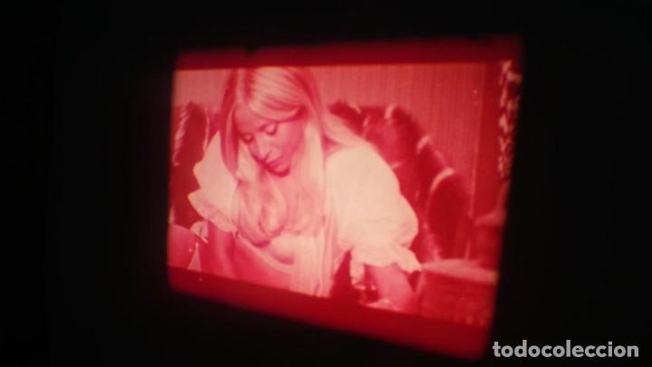 Cine: PERVIERTE ODILE CORTOMETRAJE -PARA ADULTOS- SUPER 8 MM-RETRO VINTAGE FILM - Foto 28 - 165910170