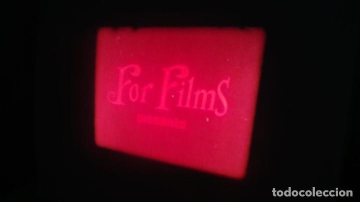Cine: PERVIERTE ODILE CORTOMETRAJE -PARA ADULTOS- SUPER 8 MM-RETRO VINTAGE FILM - Foto 33 - 165910170