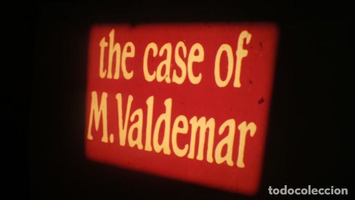 Cine: EL CASO DEL DOCTOR VALDEMAR (TERROR) PELÍCULA-SUPER 8 MM-1 x 180 MTS, RETRO-VINTAGE FILM - Foto 7 - 165910522