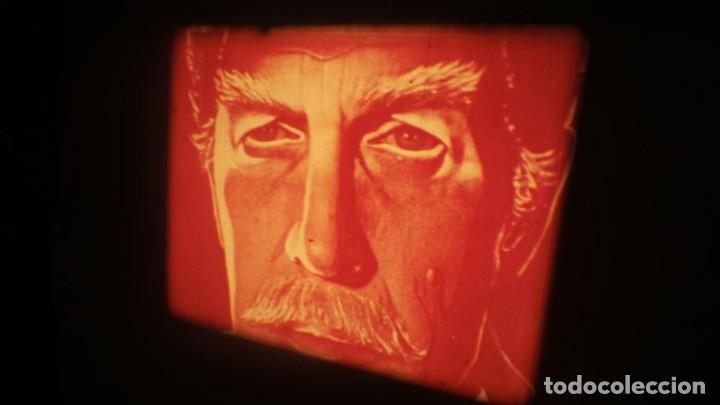 Cine: EL CASO DEL DOCTOR VALDEMAR (TERROR) PELÍCULA-SUPER 8 MM-1 x 180 MTS, RETRO-VINTAGE FILM - Foto 15 - 165910522