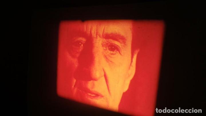 Cine: EL CASO DEL DOCTOR VALDEMAR (TERROR) PELÍCULA-SUPER 8 MM-1 x 180 MTS, RETRO-VINTAGE FILM - Foto 16 - 165910522