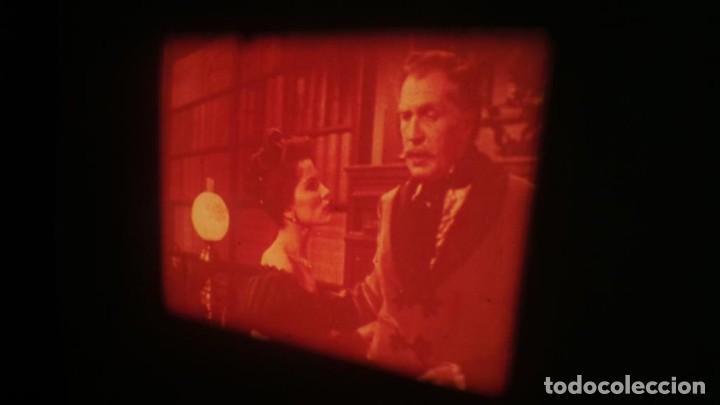Cine: EL CASO DEL DOCTOR VALDEMAR (TERROR) PELÍCULA-SUPER 8 MM-1 x 180 MTS, RETRO-VINTAGE FILM - Foto 21 - 165910522