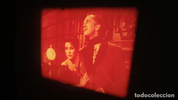 Cine: EL CASO DEL DOCTOR VALDEMAR (TERROR) PELÍCULA-SUPER 8 MM-1 x 180 MTS, RETRO-VINTAGE FILM - Foto 22 - 165910522