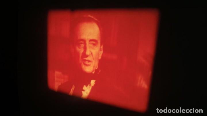 Cine: EL CASO DEL DOCTOR VALDEMAR (TERROR) PELÍCULA-SUPER 8 MM-1 x 180 MTS, RETRO-VINTAGE FILM - Foto 23 - 165910522