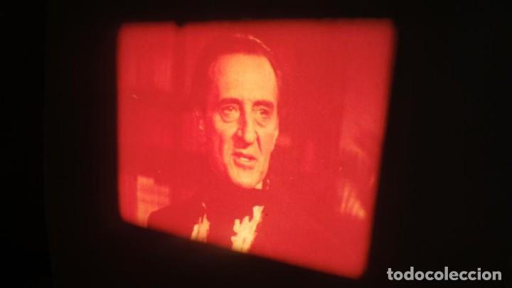 Cine: EL CASO DEL DOCTOR VALDEMAR (TERROR) PELÍCULA-SUPER 8 MM-1 x 180 MTS, RETRO-VINTAGE FILM - Foto 24 - 165910522