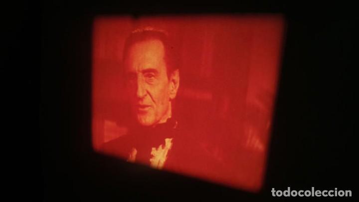 Cine: EL CASO DEL DOCTOR VALDEMAR (TERROR) PELÍCULA-SUPER 8 MM-1 x 180 MTS, RETRO-VINTAGE FILM - Foto 25 - 165910522