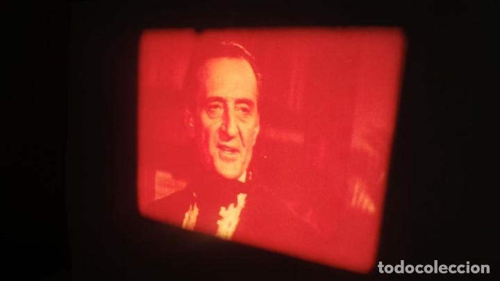 Cine: EL CASO DEL DOCTOR VALDEMAR (TERROR) PELÍCULA-SUPER 8 MM-1 x 180 MTS, RETRO-VINTAGE FILM - Foto 27 - 165910522