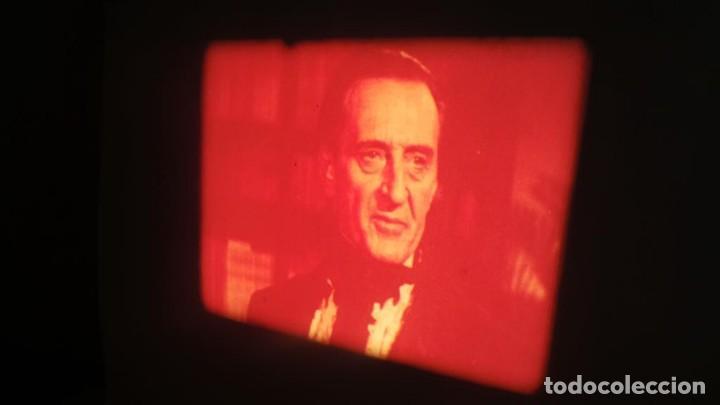 Cine: EL CASO DEL DOCTOR VALDEMAR (TERROR) PELÍCULA-SUPER 8 MM-1 x 180 MTS, RETRO-VINTAGE FILM - Foto 28 - 165910522