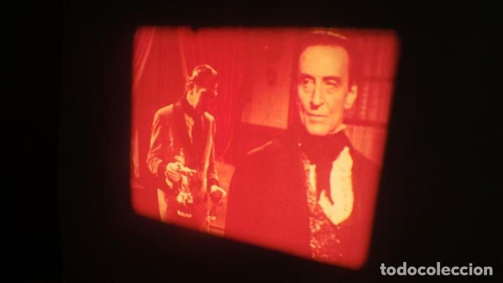 Cine: EL CASO DEL DOCTOR VALDEMAR (TERROR) PELÍCULA-SUPER 8 MM-1 x 180 MTS, RETRO-VINTAGE FILM - Foto 35 - 165910522