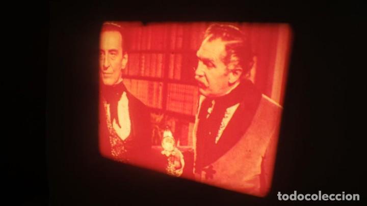 Cine: EL CASO DEL DOCTOR VALDEMAR (TERROR) PELÍCULA-SUPER 8 MM-1 x 180 MTS, RETRO-VINTAGE FILM - Foto 36 - 165910522
