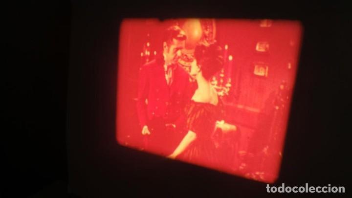 Cine: EL CASO DEL DOCTOR VALDEMAR (TERROR) PELÍCULA-SUPER 8 MM-1 x 180 MTS, RETRO-VINTAGE FILM - Foto 37 - 165910522