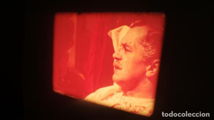 Cine: EL CASO DEL DOCTOR VALDEMAR (TERROR) PELÍCULA-SUPER 8 MM-1 x 180 MTS, RETRO-VINTAGE FILM - Foto 44 - 165910522
