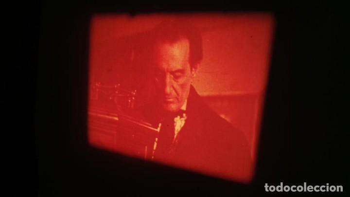 Cine: EL CASO DEL DOCTOR VALDEMAR (TERROR) PELÍCULA-SUPER 8 MM-1 x 180 MTS, RETRO-VINTAGE FILM - Foto 47 - 165910522