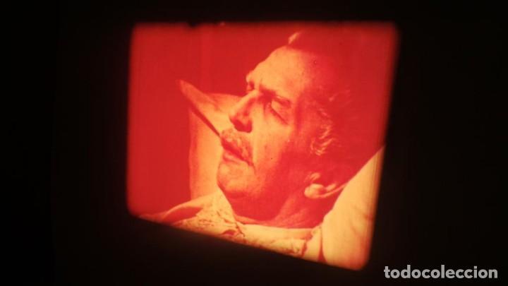 Cine: EL CASO DEL DOCTOR VALDEMAR (TERROR) PELÍCULA-SUPER 8 MM-1 x 180 MTS, RETRO-VINTAGE FILM - Foto 48 - 165910522