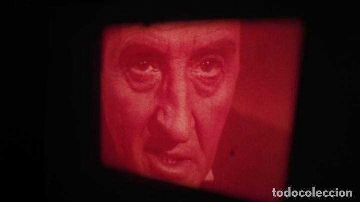 Cine: EL CASO DEL DOCTOR VALDEMAR (TERROR) PELÍCULA-SUPER 8 MM-1 x 180 MTS, RETRO-VINTAGE FILM - Foto 49 - 165910522