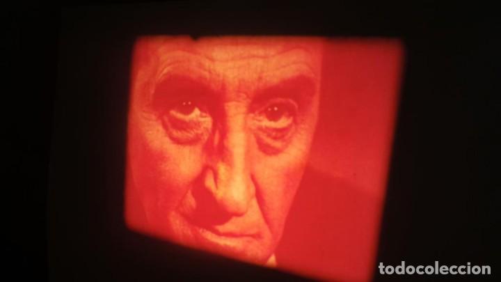 Cine: EL CASO DEL DOCTOR VALDEMAR (TERROR) PELÍCULA-SUPER 8 MM-1 x 180 MTS, RETRO-VINTAGE FILM - Foto 53 - 165910522