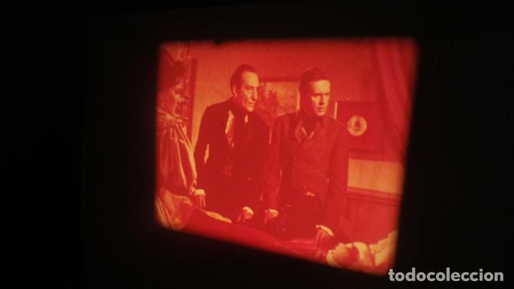 Cine: EL CASO DEL DOCTOR VALDEMAR (TERROR) PELÍCULA-SUPER 8 MM-1 x 180 MTS, RETRO-VINTAGE FILM - Foto 55 - 165910522