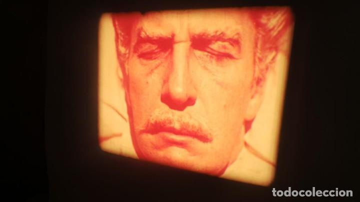 Cine: EL CASO DEL DOCTOR VALDEMAR (TERROR) PELÍCULA-SUPER 8 MM-1 x 180 MTS, RETRO-VINTAGE FILM - Foto 58 - 165910522