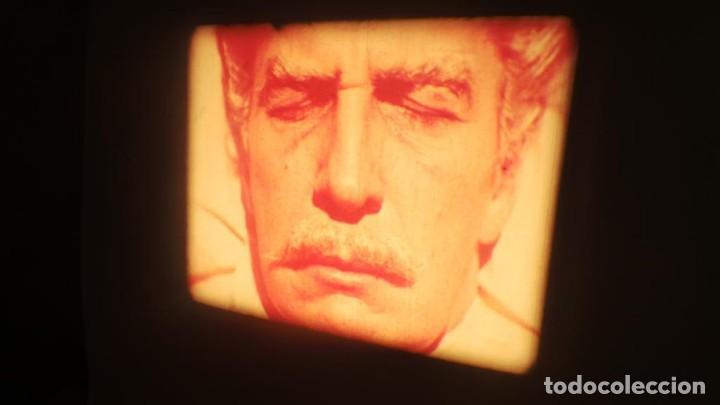 Cine: EL CASO DEL DOCTOR VALDEMAR (TERROR) PELÍCULA-SUPER 8 MM-1 x 180 MTS, RETRO-VINTAGE FILM - Foto 59 - 165910522