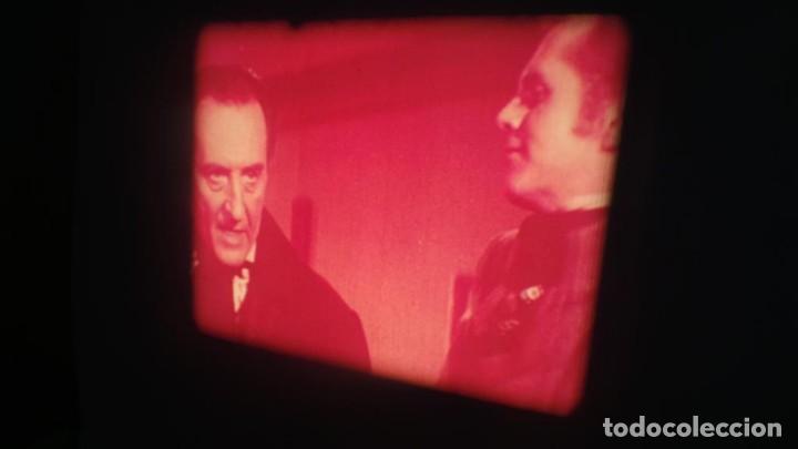 Cine: EL CASO DEL DOCTOR VALDEMAR (TERROR) PELÍCULA-SUPER 8 MM-1 x 180 MTS, RETRO-VINTAGE FILM - Foto 62 - 165910522