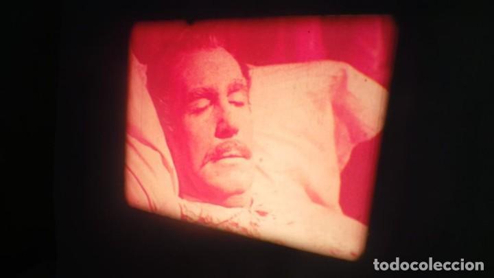 Cine: EL CASO DEL DOCTOR VALDEMAR (TERROR) PELÍCULA-SUPER 8 MM-1 x 180 MTS, RETRO-VINTAGE FILM - Foto 68 - 165910522