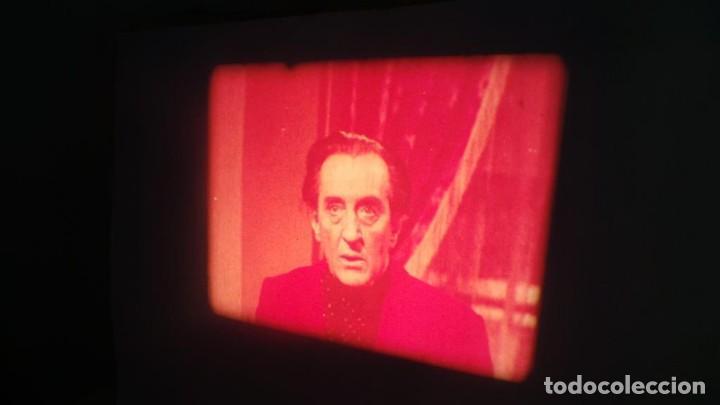 Cine: EL CASO DEL DOCTOR VALDEMAR (TERROR) PELÍCULA-SUPER 8 MM-1 x 180 MTS, RETRO-VINTAGE FILM - Foto 73 - 165910522