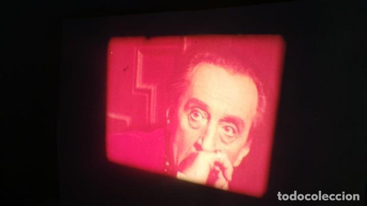 Cine: EL CASO DEL DOCTOR VALDEMAR (TERROR) PELÍCULA-SUPER 8 MM-1 x 180 MTS, RETRO-VINTAGE FILM - Foto 74 - 165910522