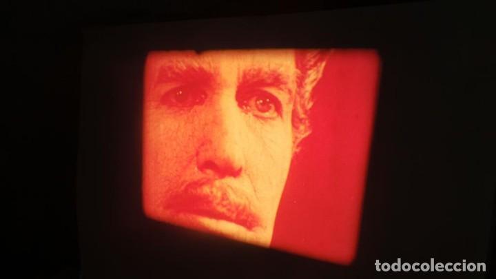 Cine: EL CASO DEL DOCTOR VALDEMAR (TERROR) PELÍCULA-SUPER 8 MM-1 x 180 MTS, RETRO-VINTAGE FILM - Foto 75 - 165910522
