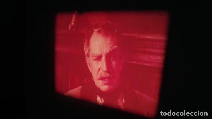 Cine: EL CASO DEL DOCTOR VALDEMAR (TERROR) PELÍCULA-SUPER 8 MM-1 x 180 MTS, RETRO-VINTAGE FILM - Foto 86 - 165910522