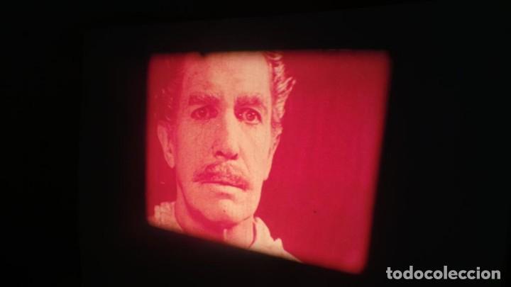 Cine: EL CASO DEL DOCTOR VALDEMAR (TERROR) PELÍCULA-SUPER 8 MM-1 x 180 MTS, RETRO-VINTAGE FILM - Foto 87 - 165910522